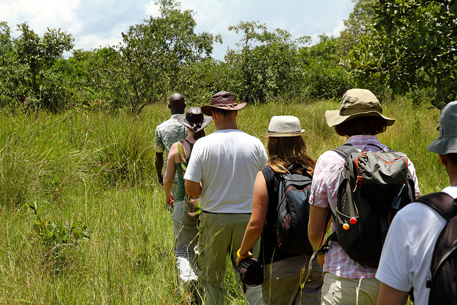 Grumeti walking safari