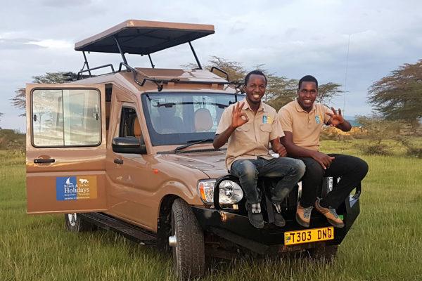 africa safari selous 02